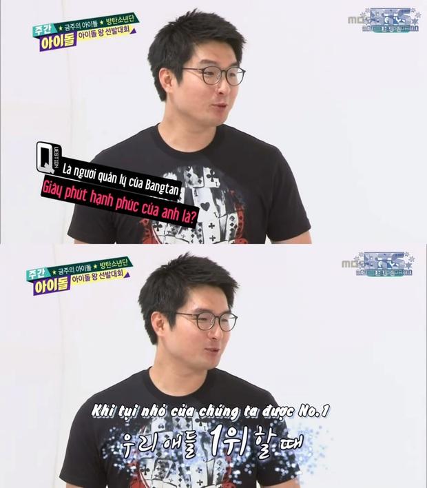 Thành viên thứ 8 của BTS: Người quản lý đã đồng hành với 7 chàng trai từ những ngày khó khăn nhất - Ảnh 8.