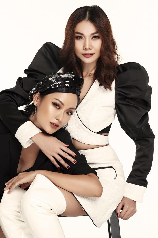 Thanh Hằng từng dụ học trò The Face bằng vai diễn trong phim mới nhưng chỉ thấy team Minh Hằng ở Chị chị em em - Ảnh 2.