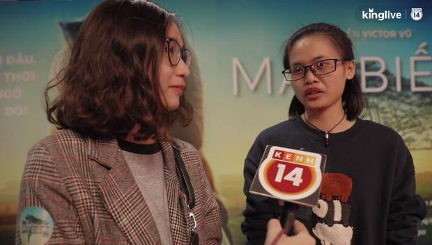 Clip: Khán giả Hà Nội chấm điểm tuyệt đối cho dàn diễn viên, chọn xem Mắt Biếc thay vì Chị Chị Em Em? - Ảnh 4.