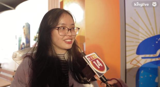 Clip: Khán giả Hà Nội chấm điểm tuyệt đối cho dàn diễn viên, chọn xem Mắt Biếc thay vì Chị Chị Em Em? - Ảnh 5.