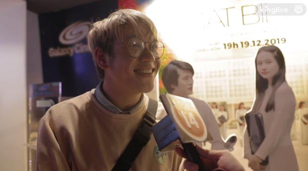 Clip: Khán giả Hà Nội chấm điểm tuyệt đối cho dàn diễn viên, chọn xem Mắt Biếc thay vì Chị Chị Em Em? - Ảnh 6.