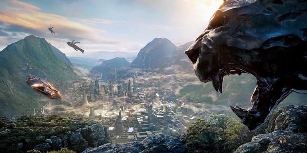 Chuyện có thật: Vương quốc báo đen Wakanda được Mỹ đưa vào danh sách đối tác thương mại lớn - Ảnh 2.