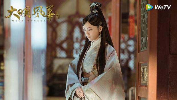 Nữ hoàng cảnh nóng Thang Duy lép vế trước bạn trai cũ, Đại Minh Phong Hoa có nguy cơ trở thành bom xịt - Ảnh 1.