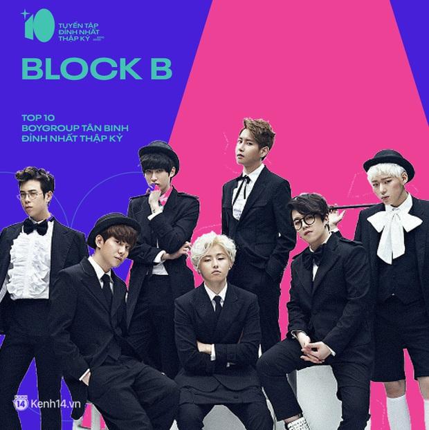 """Những boygroup tân binh đỉnh nhất của thập kỉ: BTS từ nhóm nhạc vô danh nay được vinh danh, """"tân binh khủng long"""" của YG mất tích - Ảnh 3."""
