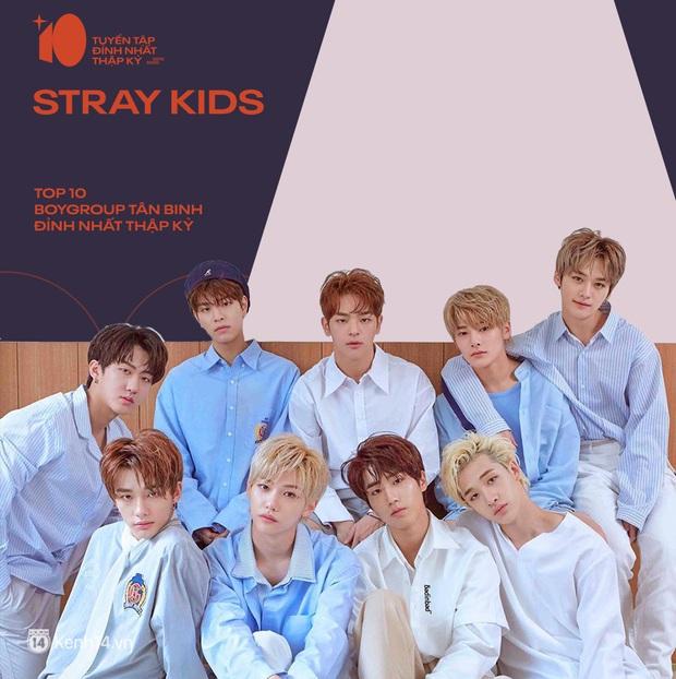 """Những boygroup tân binh đỉnh nhất của thập kỉ: BTS từ nhóm nhạc vô danh nay được vinh danh, """"tân binh khủng long"""" của YG mất tích - Ảnh 13."""