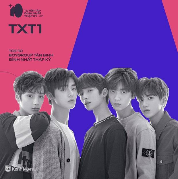 """Những boygroup tân binh đỉnh nhất của thập kỉ: BTS từ nhóm nhạc vô danh nay được vinh danh, """"tân binh khủng long"""" của YG mất tích - Ảnh 15."""