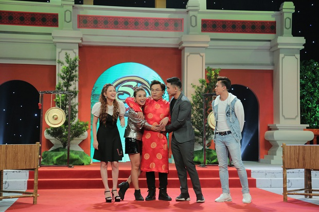 Đại Nghĩa cầm trịch TV Show thách đố sao Việt về ca dao tục ngữ - Ảnh 2.