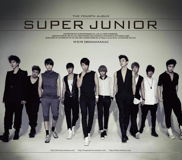 10 bản hit tròn 10 tuổi vào năm 2020: Toàn những giai điệu quốc dân của SNSD, BIGBANG, 2NE1, Suju... mà fan Kpop thuộc nằm lòng - Ảnh 11.