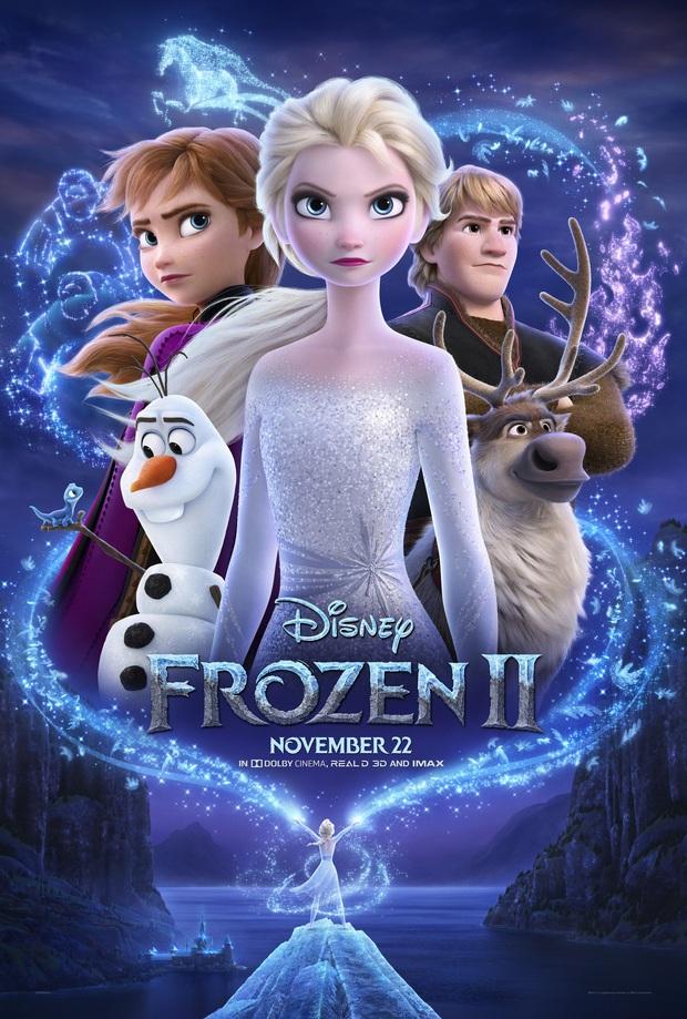 Hé lộ gương mặt đằng sau dàn công chúa, người tuyết Frozen 2: Toàn minh tinh đẹp muốn mê, Elsa và Olaf gây choáng - Ảnh 1.