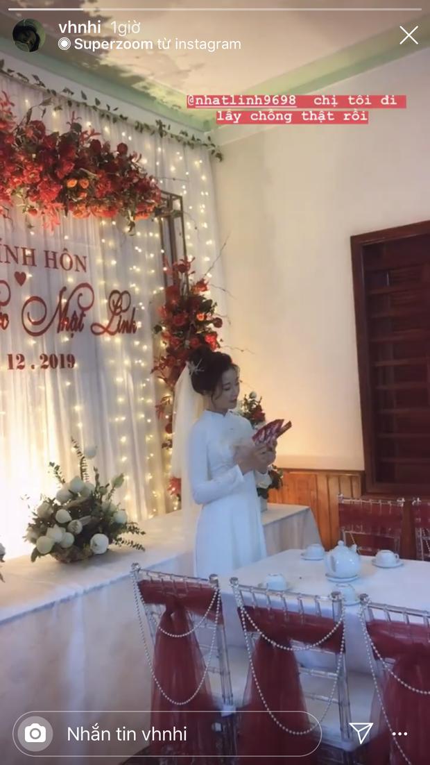 Vợ Phan Văn Đức xinh đẹp trong đám hỏi, khoe dàn phù dâu nhan sắc không phải dạng vừa - Ảnh 2.