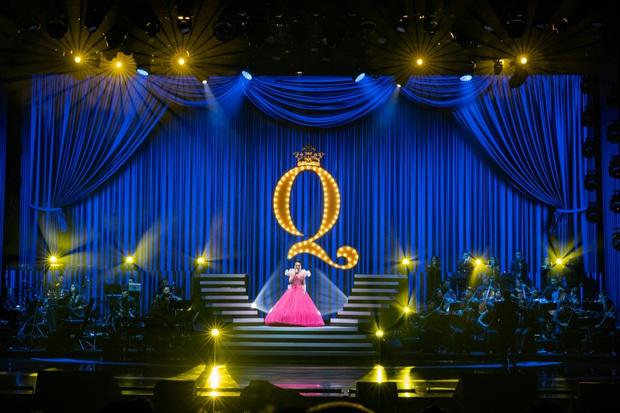 Có gì trong Q Show 2 đầu tư 30 tỷ của Lệ Quyên: Sân khấu công nghệ sử dụng nhân tượng và 5 chương âm nhạc đẹp như trong cổ tích - Ảnh 3.