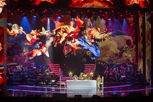 Có gì trong Q Show 2 đầu tư 30 tỷ của Lệ Quyên: Sân khấu công nghệ sử dụng nhân tượng và 5 chương âm nhạc đẹp như trong cổ tích - Ảnh 26.