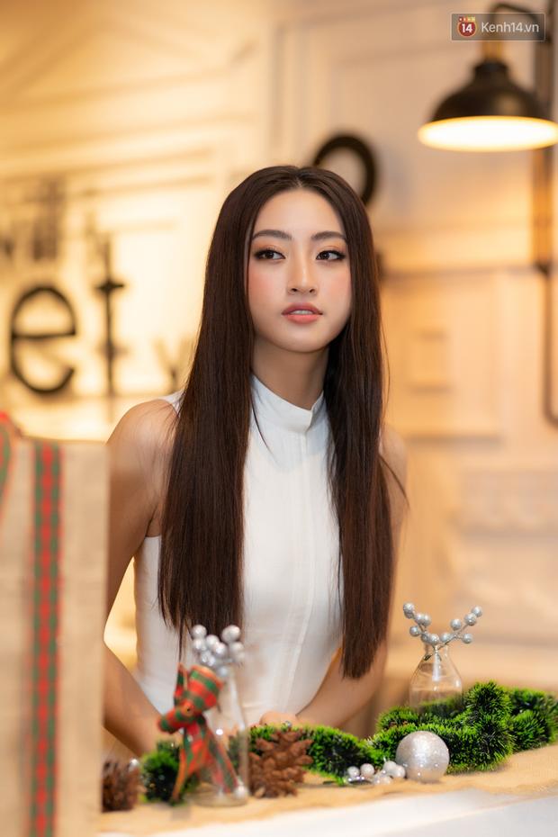 Gặp Lương Thùy Linh sau thành tích Top 12 Miss World: Tôi là nhân chứng sống của chân dài mà não không ngắn - Ảnh 11.