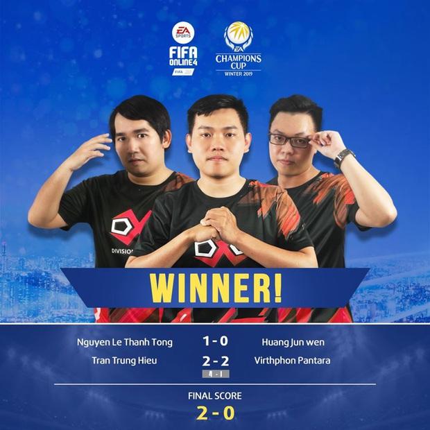 FIFA Online 4: Chiến thắng kịch tính trên chấm 11m, bóng đá điện tử Việt Nam lọt top 4 đội mạnh nhất thế giới - Ảnh 1.