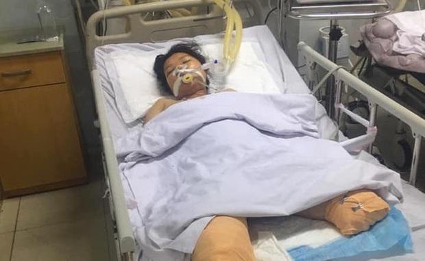Hiện trường vụ nổ kinh hoàng tại Nghệ An khiến 2 cha con tử vong, con dâu sẩy thai - Ảnh 7.