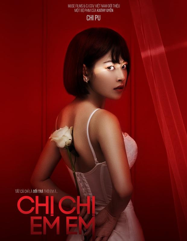 Chị Chị Em Em cuỗm ngay 26 tỷ sau ngày công chiếu chính thức, Chi Pu bạo tay ra hẳn MV nhạc phim 19+ - Ảnh 6.