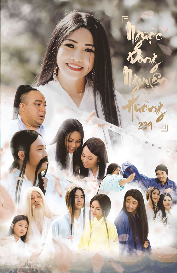 Vừa hết nhiệm kỳ Hoa hậu, HHen Niê gây choáng trong tạo hình cổ trang thướt tha, chuyển hướng làm diễn viên phim ca nhạc? - Ảnh 5.
