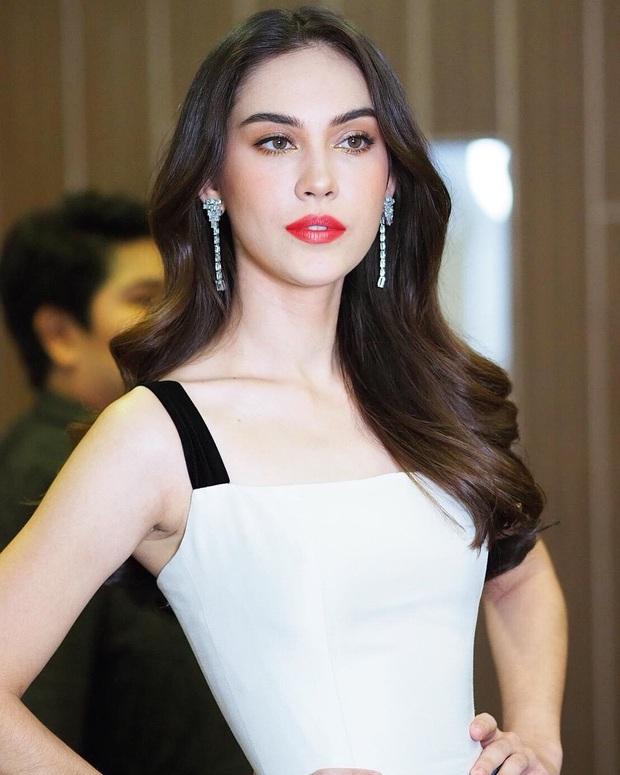 2 mỹ nhân lai bị ghét nhất Thái Lan: Đẹp cực phẩm, tài năng, học vấn khủng nhưng thành tội đồ vì bê bối tình cảm - Ảnh 1.