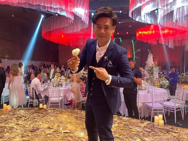 MC Mỹ Linh bí mật tổ chức đám cưới, gây chú ý với khách mời đình đám Minh Hằng, Khả Ngân và dàn sao Vbiz - Ảnh 4.