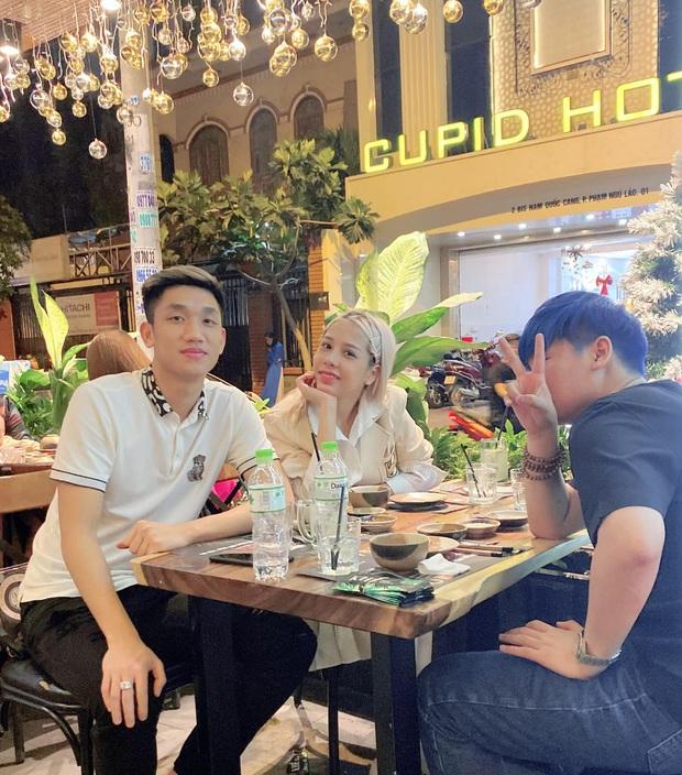 Vừa từ Hàn Quốc về nước, Đức Chinh đã lập tức cùng bạn gái xinh đẹp đi du lịch Phú Quốc - Ảnh 3.