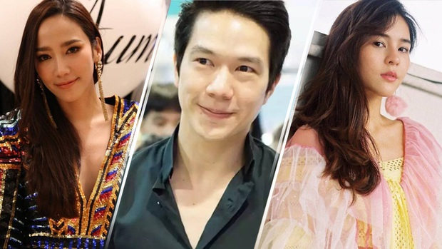 5 màn đổi người yêu chấn động showbiz Thái: Mario Maurer và tài tử Tình yêu không có lỗi chưa sốc bằng mợ chảnh - Ảnh 1.