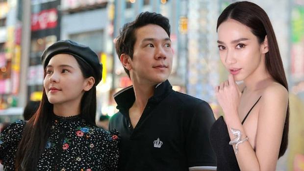 5 màn đổi người yêu chấn động showbiz Thái: Mario Maurer và tài tử Tình yêu không có lỗi chưa sốc bằng mợ chảnh - Ảnh 3.