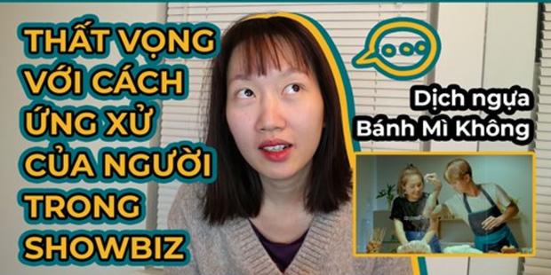 Hanas Lexis bức xúc vì ekip nghệ sĩ Việt lơ đẹp bản dịch của mình, nói 1 hồi mới biết hoá ra cô tự gửi đến chứ không ai nhờ - Ảnh 1.