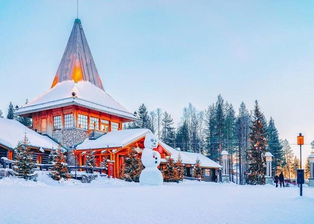 Mục sở thị những địa điểm được coi là thiên đường đón Giáng sinh trên thế giới - Ảnh 1.