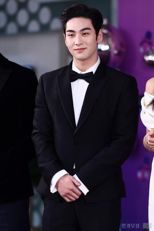 Thảm đỏ KBS Entertainment Awards: Yoo Jae Suk lộ diện hậu bê bối, mỹ nhân Vườn sao băng lấn át Apink và quân đoàn sao - Ảnh 21.