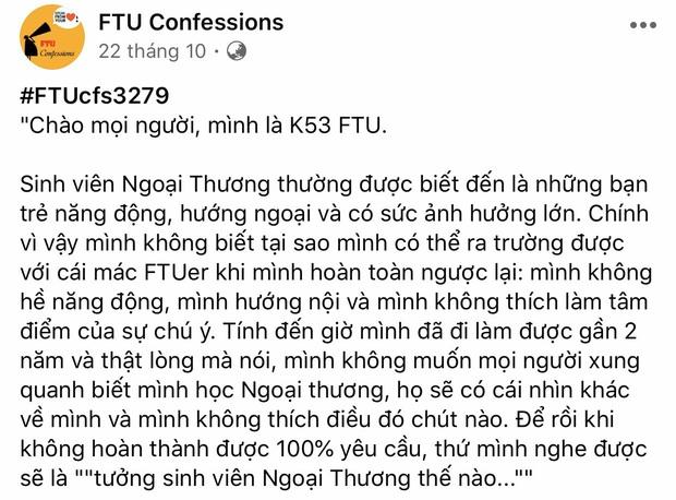 Những trang thú tội đậm chất riêng các trường đại học: NEU Confessions chuyên tổng hợp drama kì quái, sinh viên RMIT toàn mùi khoe tiền - Ảnh 6.