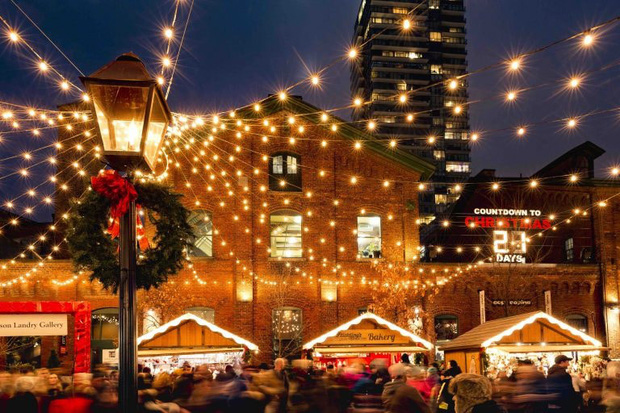 Mục sở thị những địa điểm được coi là thiên đường đón Giáng sinh trên thế giới - Ảnh 6.