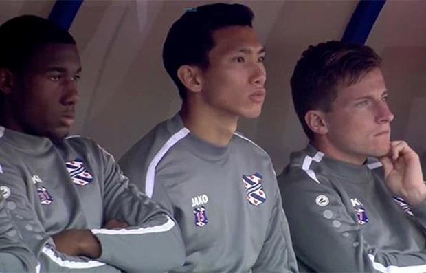 Văn Hậu từ chối về nước sớm giải cứu hàng thủ Hà Nội FC, chấp nhận kiếp người thường ở trời Âu - Ảnh 1.
