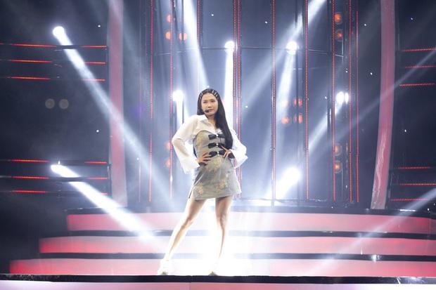Emma Nhất Khanh (Gương mặt thân quen): Bị đội sổ hoài nên em không thấy buồn nữa mà chuyển sang tức - Ảnh 1.