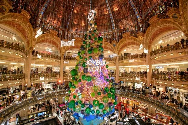 Mục sở thị những địa điểm được coi là thiên đường đón Giáng sinh trên thế giới - Ảnh 2.
