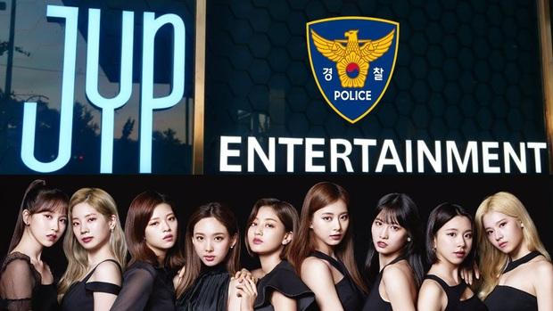 Scandal fan cuồng nghiêm trọng nhất Kpop: Cảnh sát vào cuộc, mỹ nhân TWICE dằn mặt và thái độ nhởn nhơ của kẻ bám đuôi - Ảnh 2.