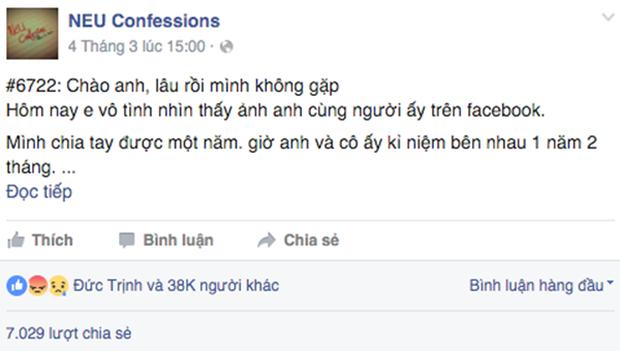 Những trang thú tội đậm chất riêng các trường đại học: NEU Confessions chuyên tổng hợp drama kì quái, sinh viên RMIT toàn mùi khoe tiền - Ảnh 3.