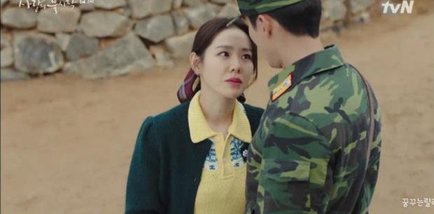 Học mánh thoát nguy từ phim Hàn Quốc, Hyun Bin hôn tài phiệt Son Ye Jin cực ngọt ở tập 3 Tình Yêu Hạ Cánh - Ảnh 6.