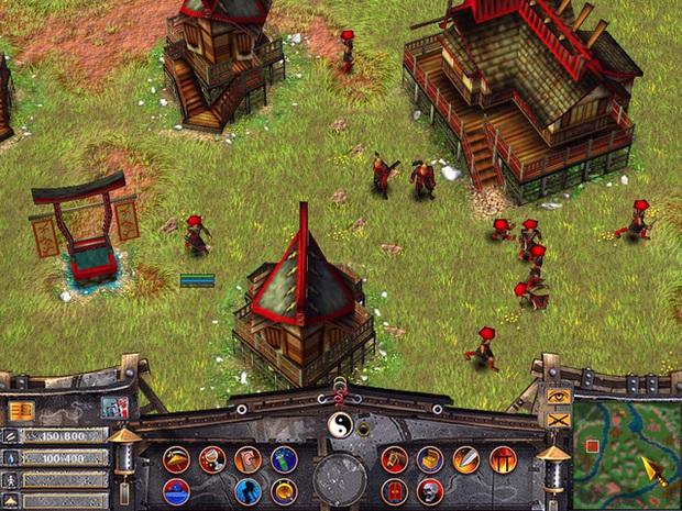 Battle Realms – tựa game chiến thuật huyền thoại của tuổi thơ đã chính thức xuất hiện trên Steam - Ảnh 1.