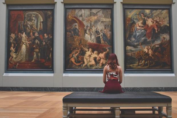 Muốn sống lâu hơn? Các nhà nghiên cứu khuyên bạn hãy chăm chỉ đi thưởng thức nghệ thuật - Ảnh 1.