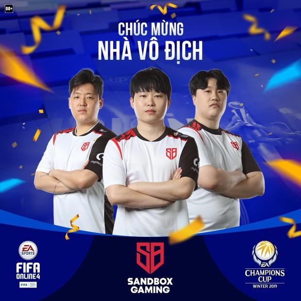 Thua Thái Lan, DivisionXGaming xếp thứ 3 thế giới bộ môn FIFA Online 4, rinh giải hơn 400 triệu đồng - Ảnh 3.