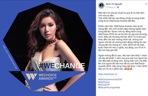 Dàn sao Vbiz rủ nhau, hào hứng tham gia cùng WeChoice Awards 2019: Điều phi thường nhỏ bé rần rần được lan tỏa khắp mọi nơi! - Ảnh 4.