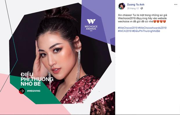 Dàn sao Vbiz rủ nhau, hào hứng tham gia cùng WeChoice Awards 2019: Điều phi thường nhỏ bé rần rần được lan tỏa khắp mọi nơi! - Ảnh 5.