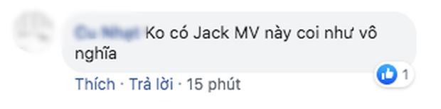 Fan tiếp tục tranh cãi bức xúc vì K-ICM chiếm tỷ lệ lớn hơn Jack trong poster MV sắp ra mắt - Ảnh 4.