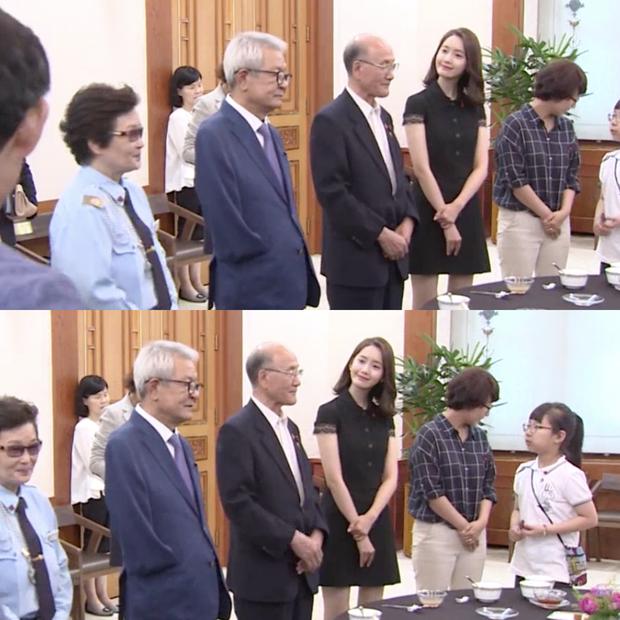 Dàn sao Hàn hiếm hoi dự sự kiện bên Tổng thống: Song Song và Yoona - Suzy mê hồn dù giản dị, BTS đúng là khác biệt! - Ảnh 10.