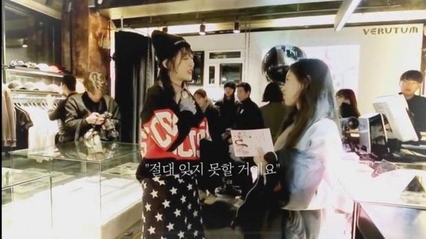 Xúc động với lời nói cuối cùng của Taeyeon dành cho Sulli trên chương trình thực tế - Ảnh 1.