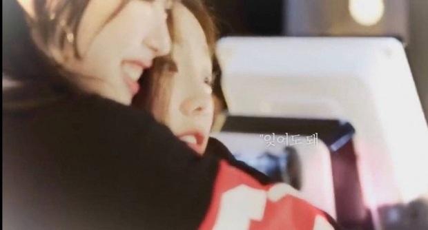 Xúc động với lời nói cuối cùng của Taeyeon dành cho Sulli trên chương trình thực tế - Ảnh 2.