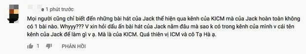 Phản ứng về MV mới chỉ là demo của Jack & K-ICM: Người chia sẻ nỗi buồn trục trặc, kẻ đồng loạt spam tẩy trắng? - Ảnh 6.