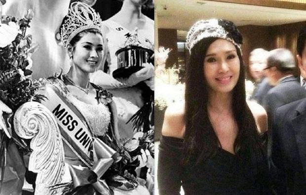 Hoa hậu Thái Lan 72 tuổi gây sốc với nhan sắc trẻ đẹp khó tin, so với 5 năm trước còn hack tuổi đỉnh hơn - Ảnh 4.