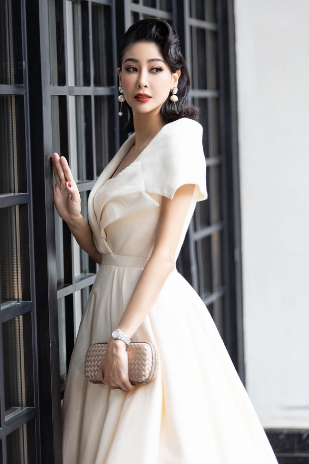Đỉnh cao nhan sắc dàn Hoa hậu đăng quang cả thập kỷ: U40, U50 vẫn đẹp ngỡ ngàng, Mai Phương Thúy táo bạo nhất - Ảnh 3.