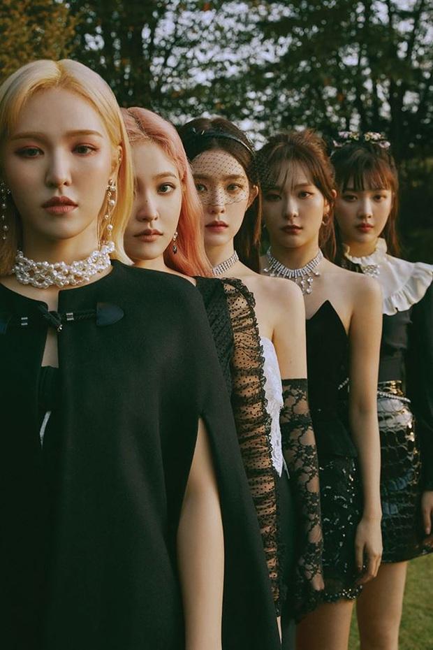 Comeback muộn màng nhưng Red Velvet hùng hổ vượt cả BLACKPINK và TWICE, sánh vai BTS giành All-kill quý giá, lập kỷ lục khủng tại iTunes Mỹ - Ảnh 4.